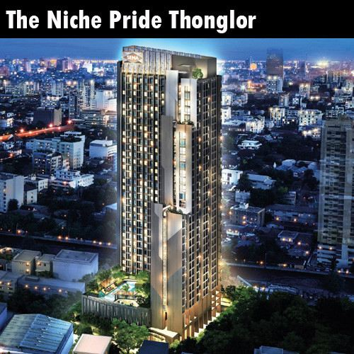 The Niche Pride Thonglor - Phetchaburi Current Projects Bangkok, Thailand Property, Investment, Consultancy | Tyssen Global Management