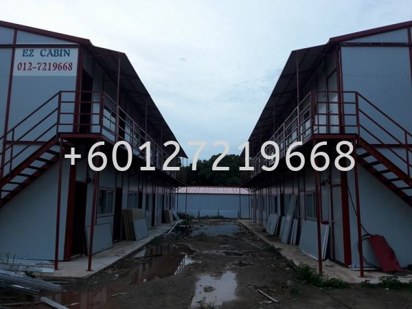 500 people Labour Camp at Pengerang Johor Labour Camp Manufacturer Easy Cabin Manufacturer Malaysia, Johor Bahru (JB), Pasir Gudang Manufacturer, Supplier, Supply, Supplies | AMP POWER HOLDINGS SDN BHD