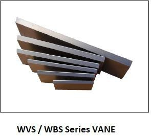 WVS / WBS Series VANE WVS / WBS Series Vane WON CHANG Parts and Accessories  Malaysia, Selangor, Kuala Lumpur (KL), Kajang Supplier, Suppliers, Supply, Supplies | VES Industrial Services Sdn Bhd