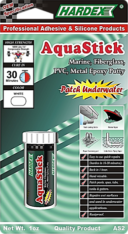 AQUALSTICK STEEL UNDERWATER EPOXY COMPOUND AS 2 EPOXY COMPOUND Pahang, Malaysia, Kuantan Manufacturer, Supplier, Distributor, Supply | Hardex Corporation Sdn Bhd