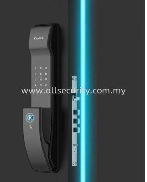 Kaadas K9 Digital Door Lock KAADAS Digital Door Lock Singapore, Malaysia, Johor, Selangor, Senai Manufacturer, Supplier, Supply, Supplies | AST Automation Pte Ltd