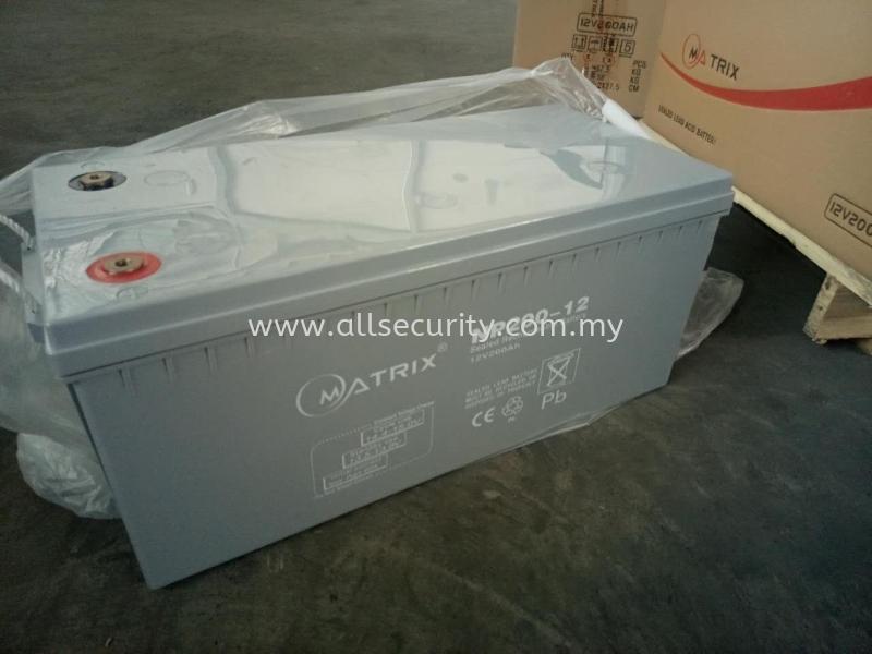 12V200AH LEAD ACID UPS BATTERY    Manufacturer, Supplier, Supply, Supplies | AST Automation Pte Ltd
