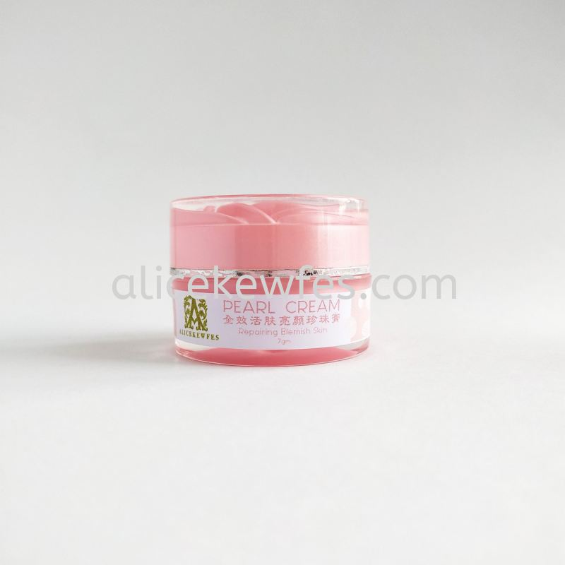 Acne Spot Treatment Pearl Cream ȫЧ»î·ôÁÁÑÕÕäÖé¸à (7gm)