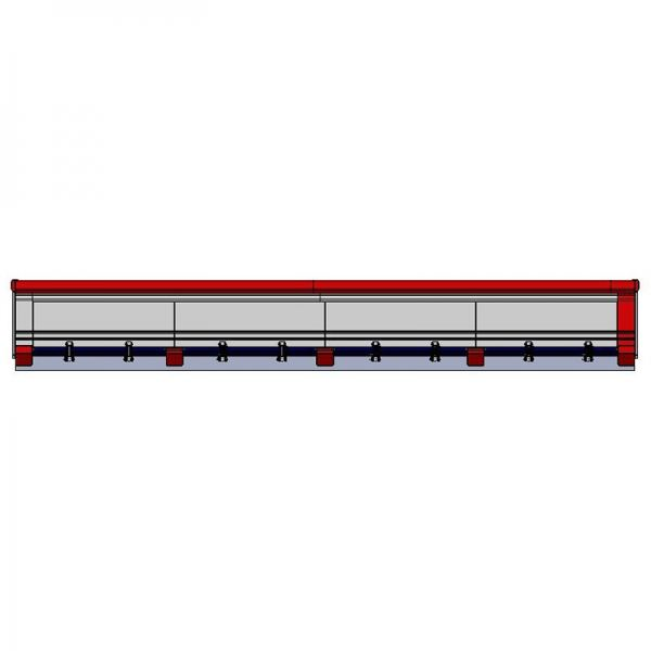 SS-50F-B Semi Trailer Side Tipping Semi Trailer Selangor, Malaysia, Kuala Lumpur (KL), Semenyih Supplier, Suppliers, Supply, Supplies | Armstrong Tipper Sdn Bhd