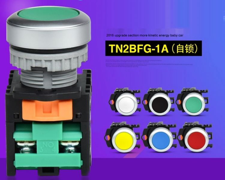PUSH BUTTON - MOMENTARY TYPE - TEND TN2BF Malaysia Thailand Singapore Indonesia Philippines Vietnam Europe USA 22mm Push Button Kuala Lumpur (KL), Selangor, Damansara, Malaysia. Supplier, Suppliers, Supplies, Supply | Prima Control Technology PLT