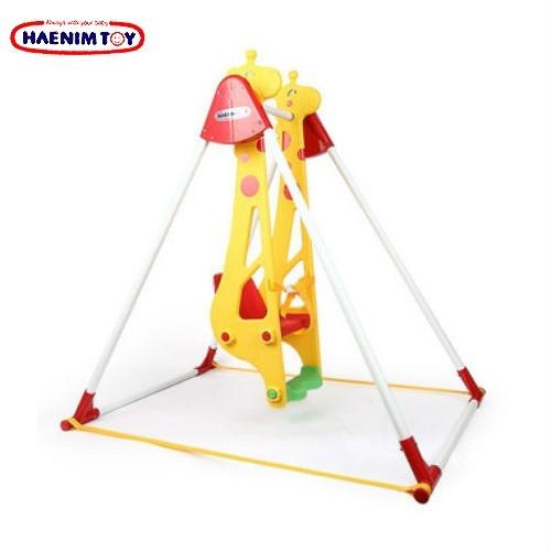 DS-707 Haenim (Korea) Popo Swing Single Slide / Swing  Playground Indoor  Johor Bahru JB Malaysia Supplier & Supply   I Education Solution