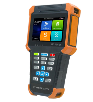 4 Inch Touch Screen 5 in 1 CCTV Tester(AZTEST-X4) CCTV Security Tester Miscellaneous Cheras, Kuala Lumpur(KL), Malaysia. Suppliers, Supplies, Supplier, Supply | AZSECU Distribution Sdn Bhd