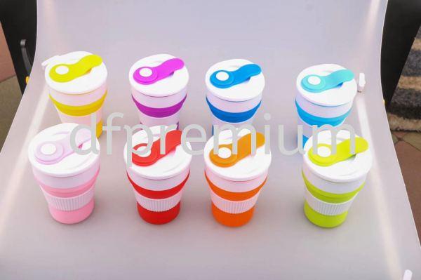 Foldable Silicone Cup  Drink Wares Household Items Selangor, Malaysia, Kuala Lumpur (KL), Puchong Supplier, Suppliers, Supply, Supplies | De Fortune Sdn Bhd