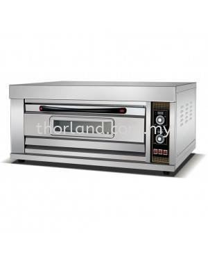 (A08) COMMERCIAL ELECTRIC OVEN 1 DECK 1 TRAY  A08-A13 Burner & Oven  (A) Electric/Gas Appliance (3) Industrial Kitchen Equipment Selangor, Malaysia, Kuala Lumpur (KL), Puchong Supplier, Suppliers, Supply, Supplies | Thorland Group