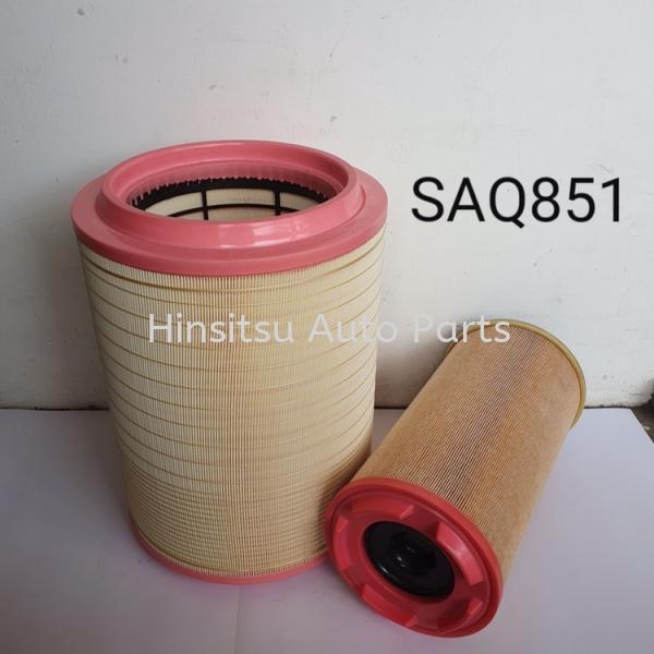 1109070/60-Q851 Air Filter Shield-star Filters Selangor, Kuala Lumpur (KL), Port Klang, Malaysia. Supplier, Suppliers, Supply, Supplies | Hinsitsu Auto Parts Sdn Bhd
