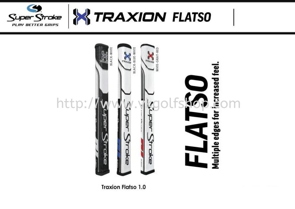 Super Stroke Traxion Flatso 1.0