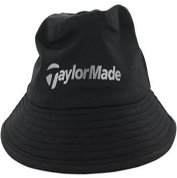 STORM BUCKET HAT BLACK COLOR