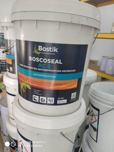 Bostik Boscoseal AC 2 with fibre