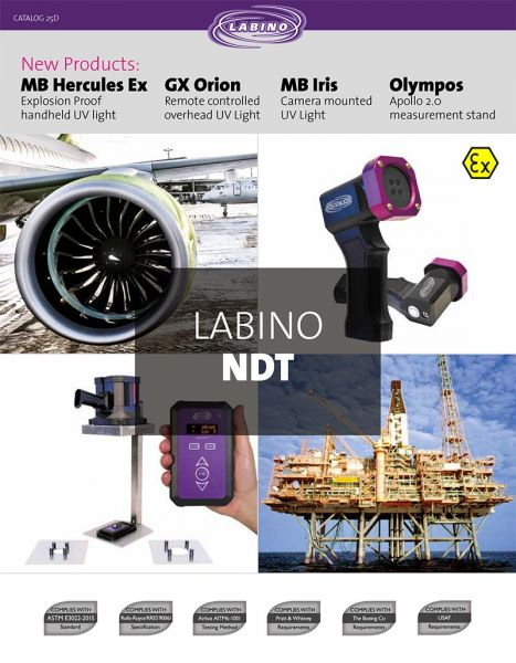 Canada Accessories for MPI , DPI and FPI Magnetic Particle & Dye Penetrant Testing Selangor, Malaysia, Kuala Lumpur (KL), Petaling Jaya (PJ) Supplier, Suppliers, Supply, Supplies | NDT Equipment Sdn Bhd