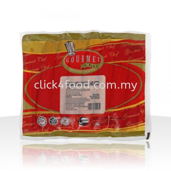 Gourmet Chef Chicken Jumbo(Cheese & Herb) Sausage & Nugget Selangor, Malaysia, Kuala Lumpur (KL), Batu Caves Supplier, Delivery, Supply, Supplies | GS Food Online Services