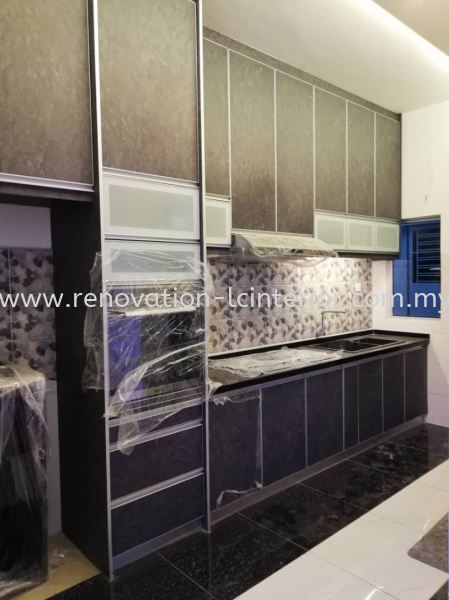 kitchen cabinet Kitchen Cabinet Selangor, Kuala Lumpur (KL), Malaysia. Service, Design, Supplier, Supply | LC Cabinetry & Renovation Design