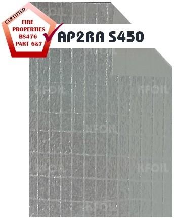 (AP2RA S450) FR D/S 8 Layers Reflective Aluminium Paper Foil,16x8 Fiberglass Scrim Reinforced Double Sided Paper Foil Penang  | K Foil Insulation (Malaysia) Sdn Bhd