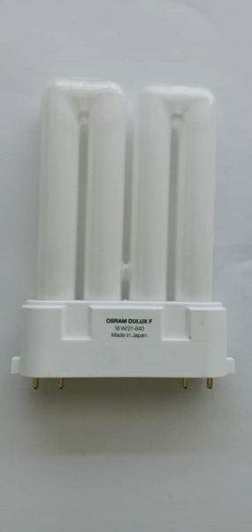 Osram Dulux F 18W/21-840 Compact Fluorescent Lamps Selangor, Malaysia, Kuala Lumpur (KL), Subang Jaya Supplier, Suppliers, Supply, Supplies | Lindner Sdn Bhd