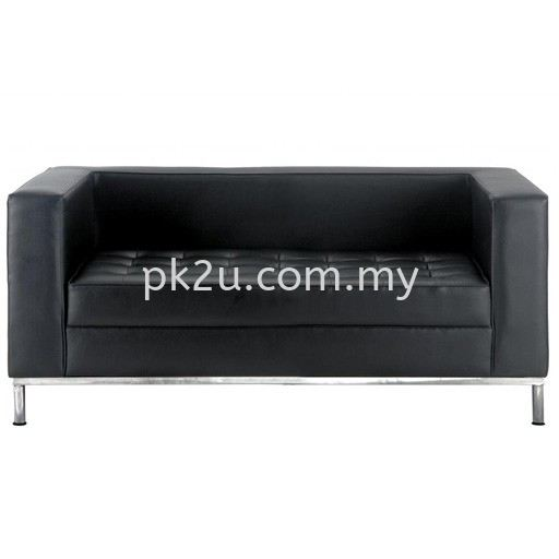 LOS-010-3S-C1- Classico 3 Seater Sofa Sofa & Bench (Leather) Sofa & Lounge Seating Public Seating Johor Bahru, JB, Malaysia Manufacturer, Supplier, Supply | PK Furniture System Sdn Bhd