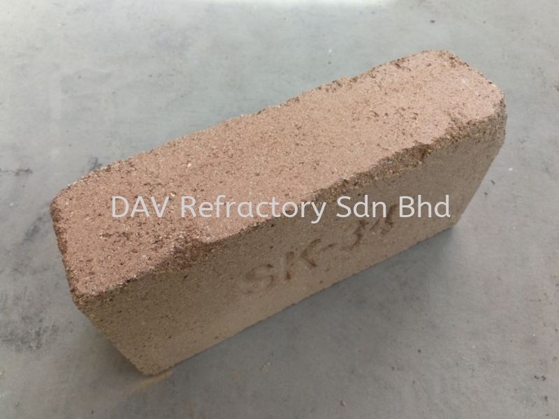 Minor Defective Fire Brick with 40% Discount Fire Brick / Mortar Selangor, Kuala Lumpur (KL), Malaysia, Klang Supplier, Suppliers, Supply, Supplies | DAV Refractory Sdn Bhd