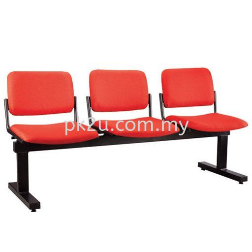 PU Link Chair PU Airport Link Chair Visitor Waiting Chair Public Seating Johor Bahru, JB, Malaysia Manufacturer, Supplier, Supply | PK Furniture System Sdn Bhd