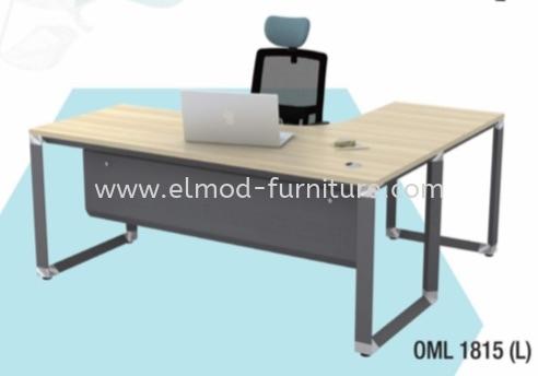 OML1815  O Series  Office Table  Selangor, Kuala Lumpur (KL), Puchong, Malaysia Supplier, Suppliers, Supply, Supplies | Elmod Online Sdn Bhd