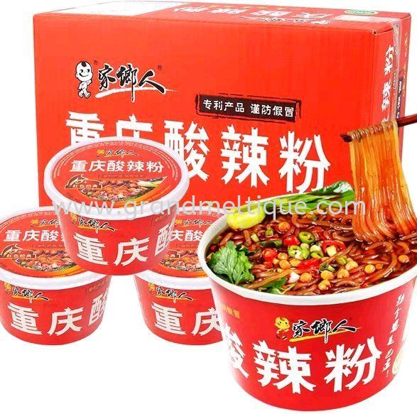 JiaXiangRen Sour Spicy Noodle  NOODLES CHINA SNACK ITEM Johor Bahru (JB), Malaysia, Selangor, Kuala Lumpur (KL), Puchong Supplier, Wholesaler, Supply | Grand Meltique Food Trading Sdn Bhd