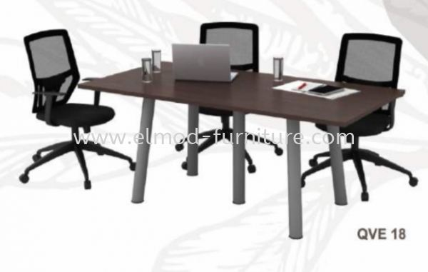 QVE-18 Conference Table / Meeting Table Selangor, Kuala Lumpur (KL), Puchong, Malaysia Supplier, Suppliers, Supply, Supplies | Elmod Online Sdn Bhd