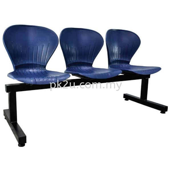 PP Link Chair PP Waiting Link Chair Visitor Waiting Chair Public Seating Johor Bahru, JB, Malaysia Manufacturer, Supplier, Supply | PK Furniture System Sdn Bhd