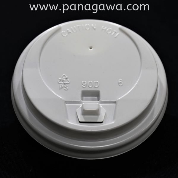 Lid-PS90FpL Plastic Lid for Cup Plastic Products Johor Bahru (JB), Malaysia. Manufacturer, Supplier, Supplies, Supply   Panagawa Sdn. Bhd.
