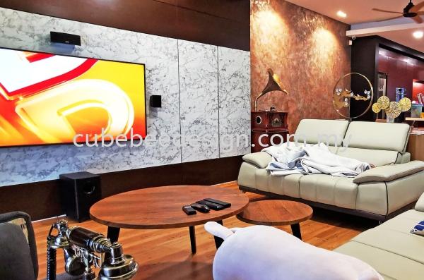 Residential@ tmn seri ukay Residential Selangor, Jenjarom, Kuala Lumpur (KL), Malaysia Works, Contractor   Cubebee Design Sdn Bhd
