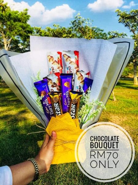 GRS Program - Coklat Bouquet 2019 GRS program (Gift-Related Services) Malaysia Johor Bahru JB Supplier, Supply, Supplies | JB Gift & Souvenir