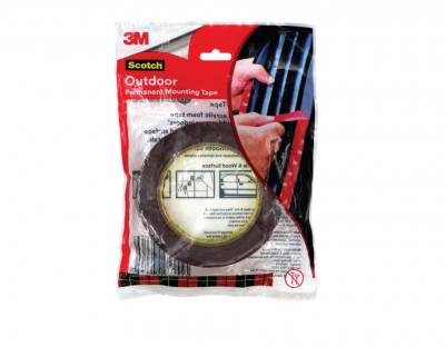 3M - Outdoor Permanent Mounting Tape - (20mm x 5m)