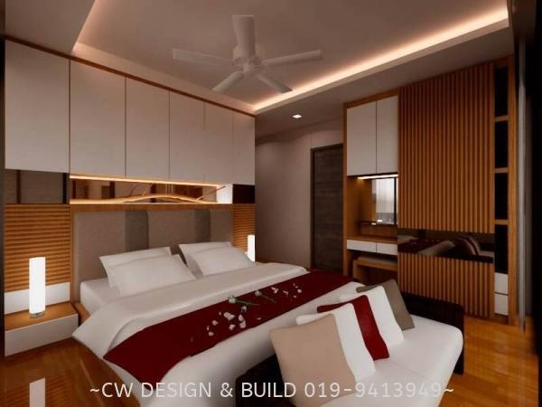 Condo Design @ Telok Kurau, Singapore Condo / Apartment Interior Design Residential Design Selangor, Malaysia, Balakong, Kuala Lumpur (KL) Services, Design, Renovation, Company | CW Design & Build Sdn Bhd