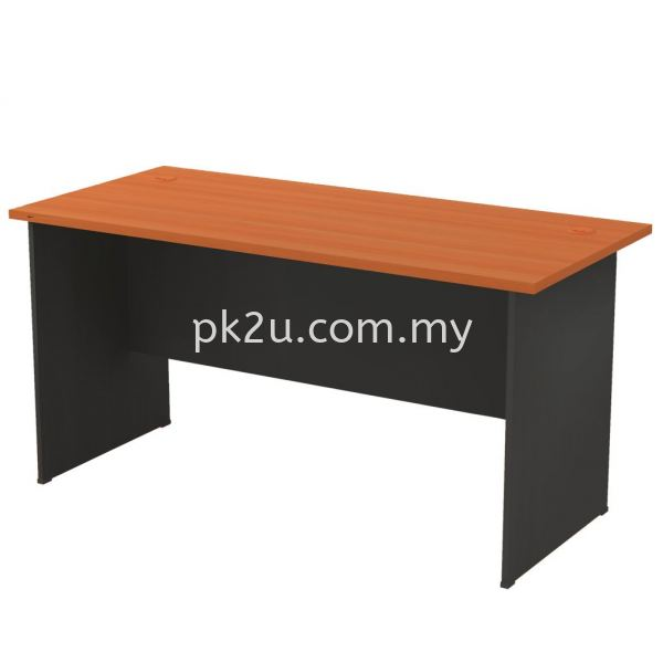 WT-GT-188 G-Series Wooden Work Desk Office Table Johor Bahru, JB, Malaysia Manufacturer, Supplier, Supply | PK Furniture System Sdn Bhd