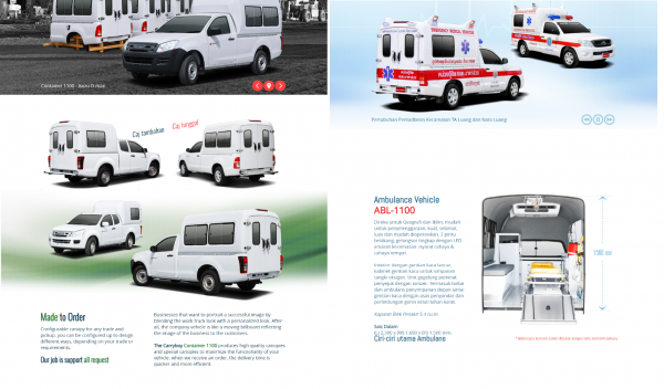 Carry Boy Cabin Box  For Ambulance 4WD PICKUP TRUCK  AMBULANCE 4WD SINGLE CAP PICKUP TRUCK  Kuala Lumpur (KL), Malaysia, Selangor Supplier, Suppliers, Supply, Supplies   Mobile Life Automobil Sdn Bhd