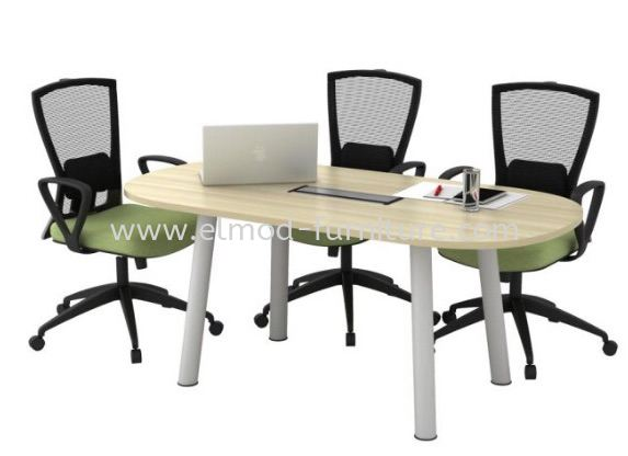 BOC-18 Conference Table / Meeting Table Selangor, Kuala Lumpur (KL), Puchong, Malaysia Supplier, Suppliers, Supply, Supplies | Elmod Online Sdn Bhd