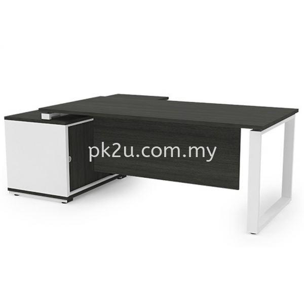 Commando Desk Director Table Office Table Johor Bahru, JB, Malaysia Manufacturer, Supplier, Supply   PK Furniture System Sdn Bhd