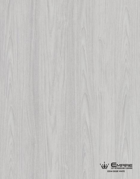 ES541 Eiger White Empire SPC 5mm Penang, Malaysia, Simpang Ampat Supplier, Installation, Supply, Supplies | Novelty Flooring (M) Sdn Bhd