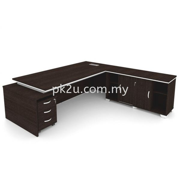 Mars-320 Director Table Office Table Johor Bahru, JB, Malaysia Manufacturer, Supplier, Supply | PK Furniture System Sdn Bhd