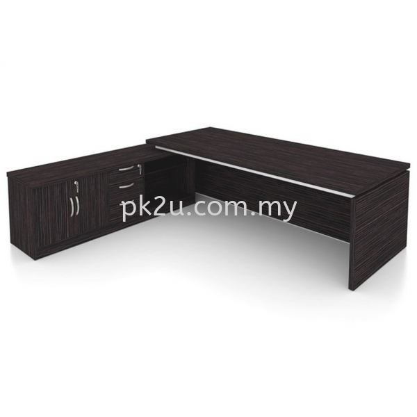 Mars-520 Director Table Office Table Johor Bahru, JB, Malaysia Manufacturer, Supplier, Supply | PK Furniture System Sdn Bhd