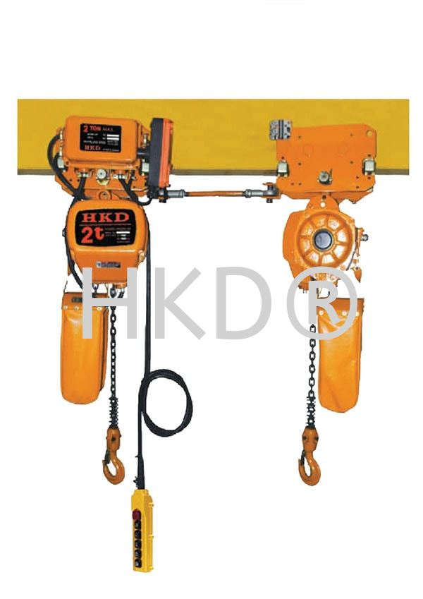 HKDS0201SHD (Double Speed, 3 Phase)