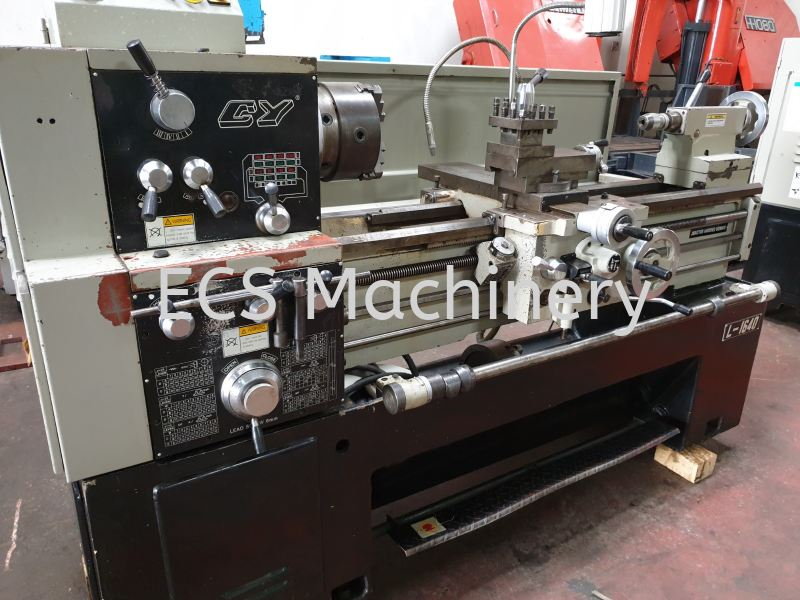 CY 1 METER LATHE MACHINE Lathe Machine Johor Bahru (JB), Malaysia, Mount Austin Used, Reconditioned, Supplier, Supply | ECS Machinery Service