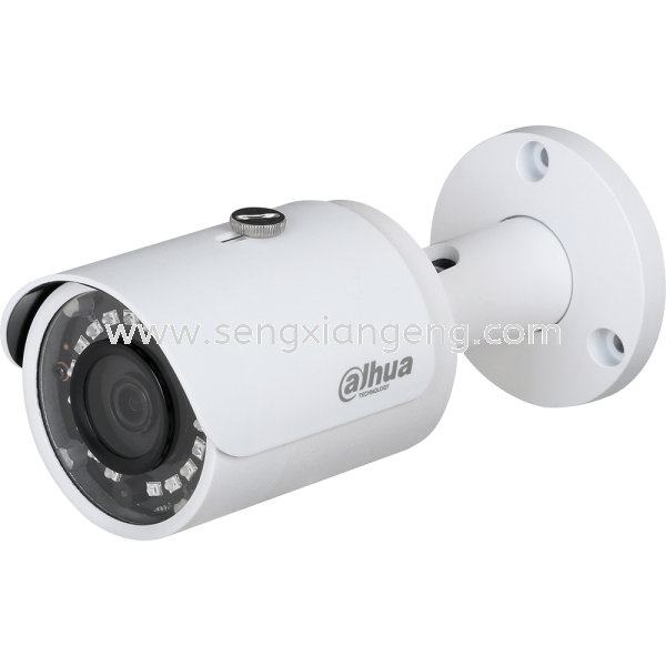 DAHUA 4MP MINI-BULLET NETWORK CAMERA (IPC-SF145) Dahua (IP Camera) CCTV System Johor Bahru JB Electrical Works, CCTV, Stainless Steel, Iron Works Supply Suppliers Installation  | Seng Xiang Electrical & Steel Sdn Bhd