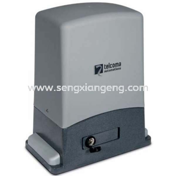 TELCOMA EVO 2000KG 230VAC (FOR SLIDING GATE) Telcoma Sliding Autogate System Autogate System Johor Bahru JB Electrical Works, CCTV, Stainless Steel, Iron Works Supply Suppliers Installation  | Seng Xiang Electrical & Steel Sdn Bhd