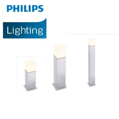 PHILIPS BCP212 LED900/WW 13W 100-240V REC SILVER