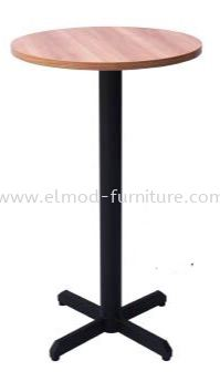 Round Bar Table With TB07 Epoxy High Base Bar Table Table Selangor, Kuala Lumpur (KL), Puchong, Malaysia Supplier, Suppliers, Supply, Supplies | Elmod Online Sdn Bhd