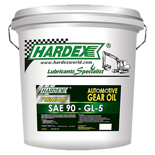 SAE 90 GL-5 FULLY SYNTHETIC AUTOMOTIVE GEAR OIL LUBRICANT PRODUCTS Pahang, Malaysia, Kuantan Manufacturer, Supplier, Distributor, Supply | Hardex Corporation Sdn Bhd