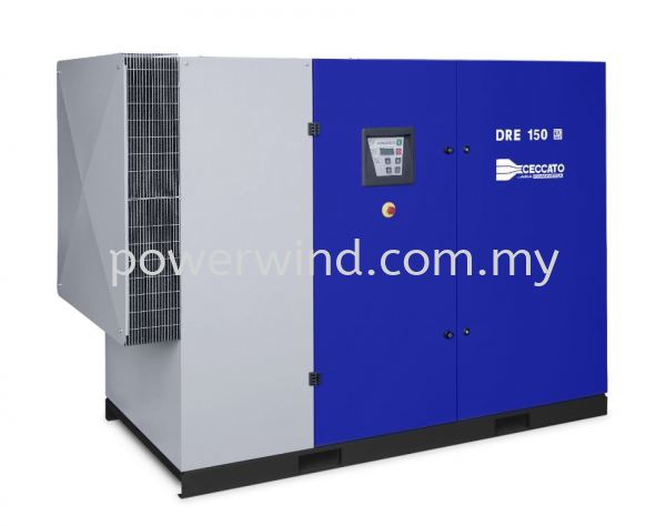 DRE 100-120 Oil-Injected Screw Compressors (Fixed&Variable Speed) Ceccato Air Compressor Malaysia, Penang, Bukit Mertajam Supplier, Supply, Distributor, Installation | Power Wind Engineering Sdn Bhd