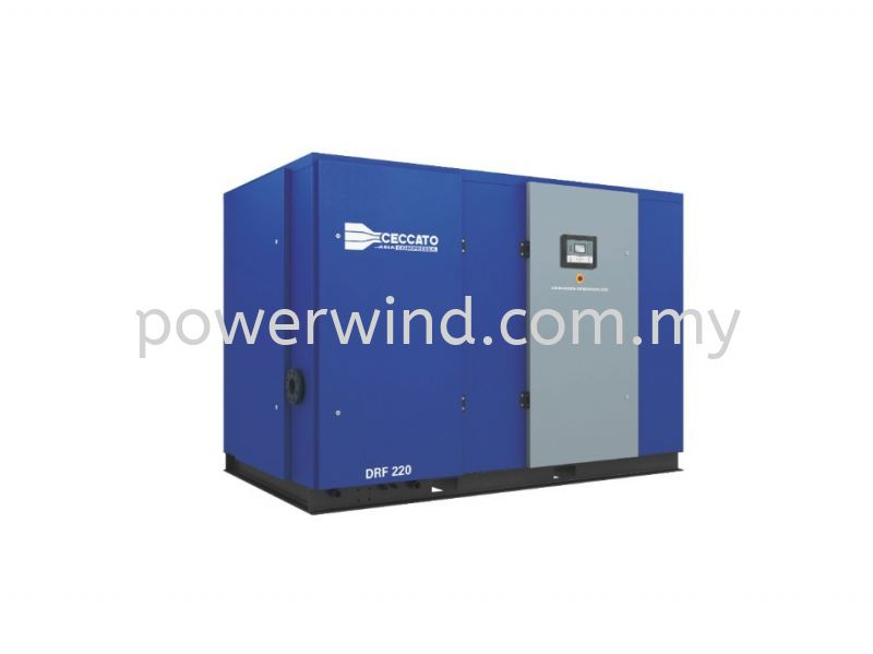 DRF 150-480 Oil-Injected Screw Compressors (Fixed&Variable Speed) Ceccato Air Compressor Malaysia, Penang, Bukit Mertajam Supplier, Supply, Distributor, Installation | Power Wind Engineering Sdn Bhd